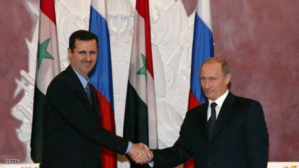 بوتين يتباحث مع الملك سلمان وأردوغان بعد لقائه مع الأسد