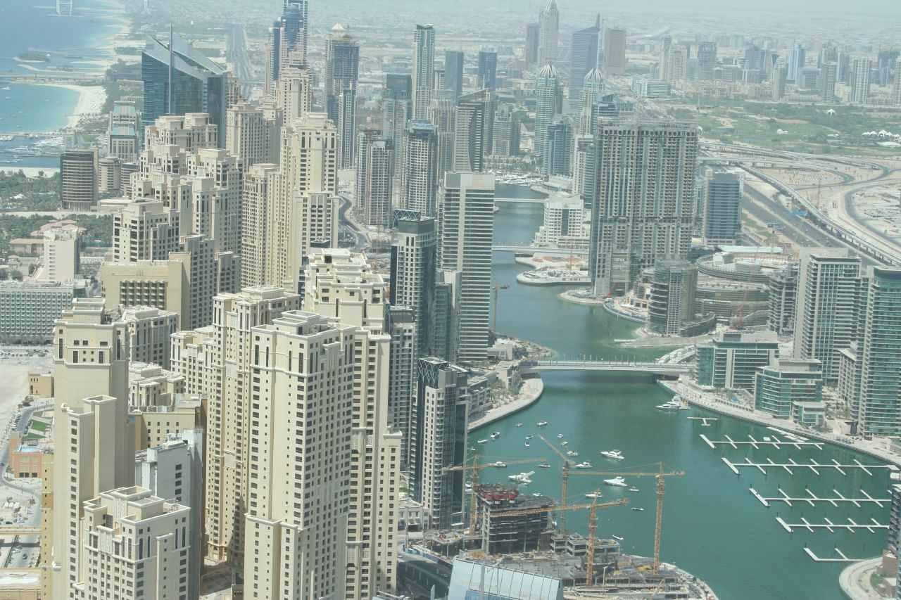 33 مليار درهم مبيعات العقارات في دبي