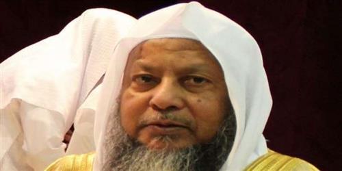 وفاة الشيخ محمد أيوب إمام الحرم المدني