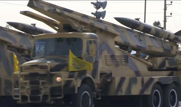 الحرس الثوري الإيراني يهاجم تنظيم داعش شرق سوريا