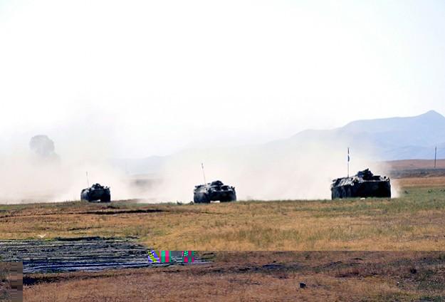 مناورات عسكرية مشتركة بين تركيا وأمريكا