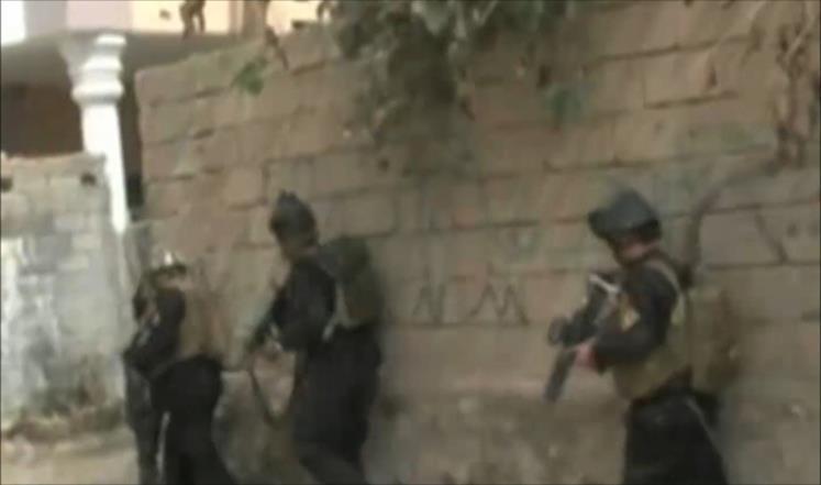 تنظيم الدولة يهاجم ناحية البغدادي في الأنبار