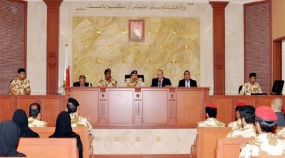 المؤبد وسحب الجنسية ل 12 متهماً متورطين بأحداث عنف بالبحرين