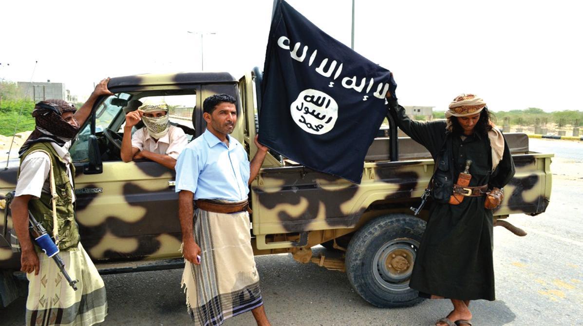 تنظيم القاعدة يعلن مسؤوليته عن التفجير الذي استهدف الحوثيين بصنعاء