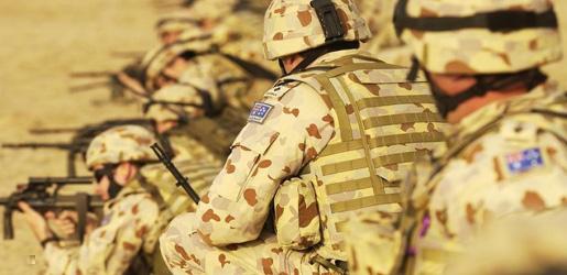 أستراليا ترسل جنوداً من قواتها الخاصة في الإمارات إلى العراق