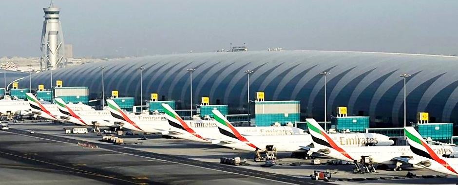 «الطيران المدني» تُوقف 34 طائرة في مطارات الدولة لتسجيلها مخالفات