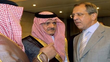وزير الخارجية الروسي يزور السعودية