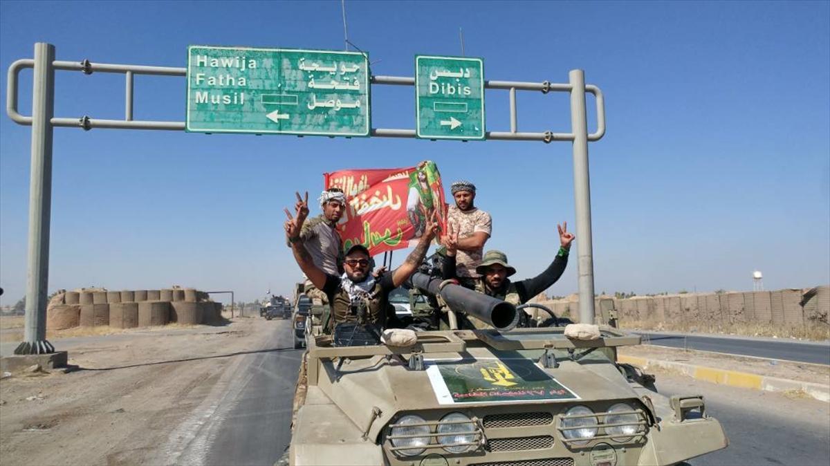 بغداد تعلن إحكام السيطرة على كركوك بأقل من 17 ساعة