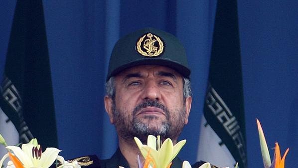 الحرس الثوري الإيراني: سنسيطر على الخليج وبحر عمان ومضيق هرمز