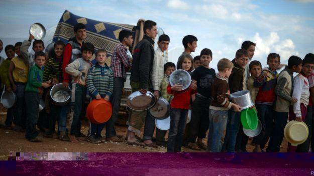 الأمم المتحدة: 12 مليوناً في سوريا محتاجون للمساعدات في الشتاء