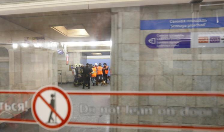 الأمن الروسي يجلي الآلاف عقب التهديد بتفجيرات