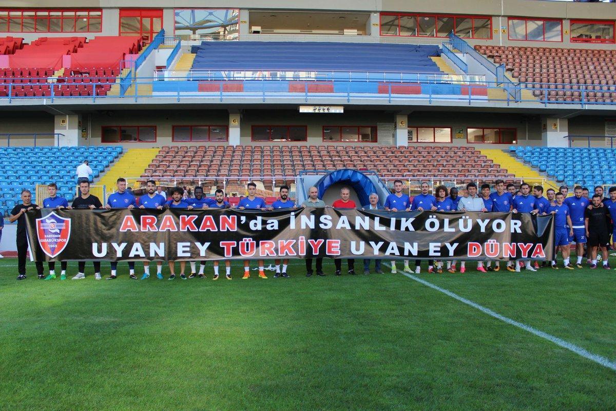 تركيا: مباراة كروية