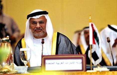 قرقاش: النزعة التوسعية الإيرانية تهدد علاقاتها مع دول الخليج