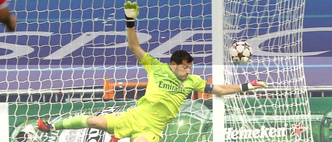 كاسياس أكثر من شارك في تاريخ دوري أبطال أوروبا
