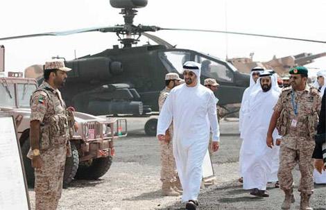 الإمارات تؤكد مشاركتها في مكافحة الإرهاب خارج الشرق الأوسط