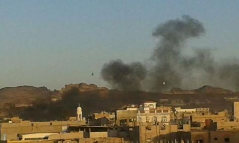 مقتل 25 حوثياً برداع وسط اليمن