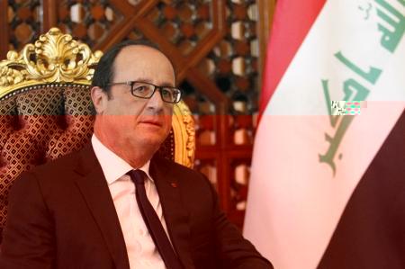 العراق وفرنسا تبحثان سبل مواجهة داعش
