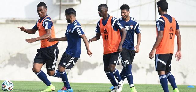 الأبيض الأولمبي يأمل بالتعويض أمام عمان في غرب آسيا