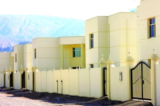 ضوابط جديدة لتنفيذ المساكن في الدولة