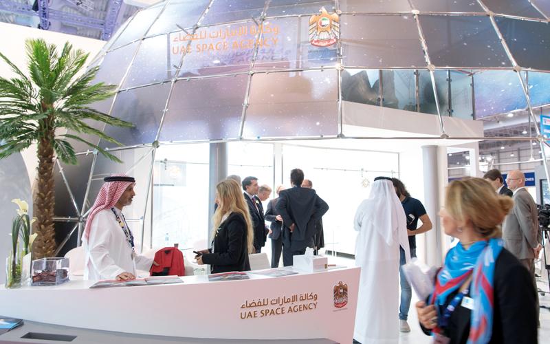 «الإمارات للفضاء»: إطلاق «قمر اصطناعي مصغر» لقياس المتغيرات المناخية