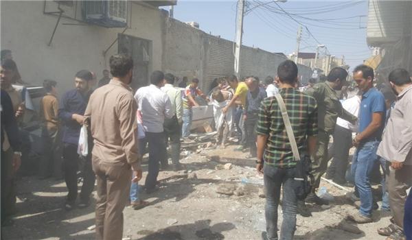 """انفجار في """"قم"""" الإيرانية يوقع قتلى وجرحى"""