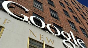 غوغل تنشأ أكبر مركز للمعلومات في تاريخ البشرية