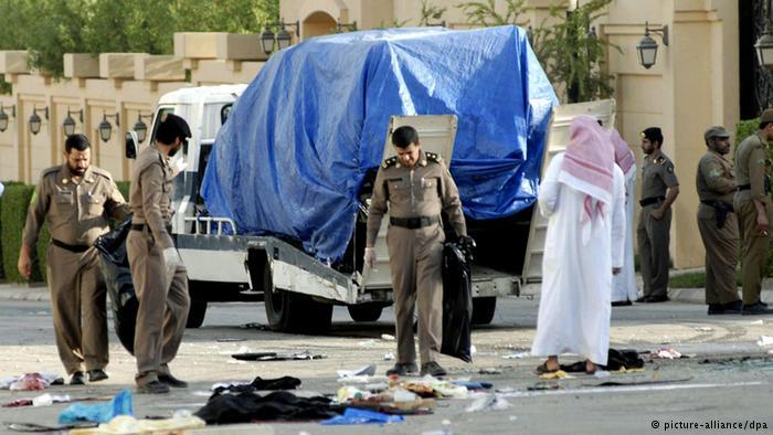 الإعدام لأربعة سعوديين بتهمة الانتماء للقاعدة