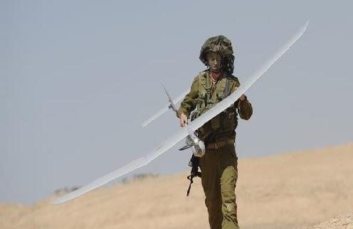 تل أبيب تُعلن إسقاط طائرة بدون طيار فوق الجولان