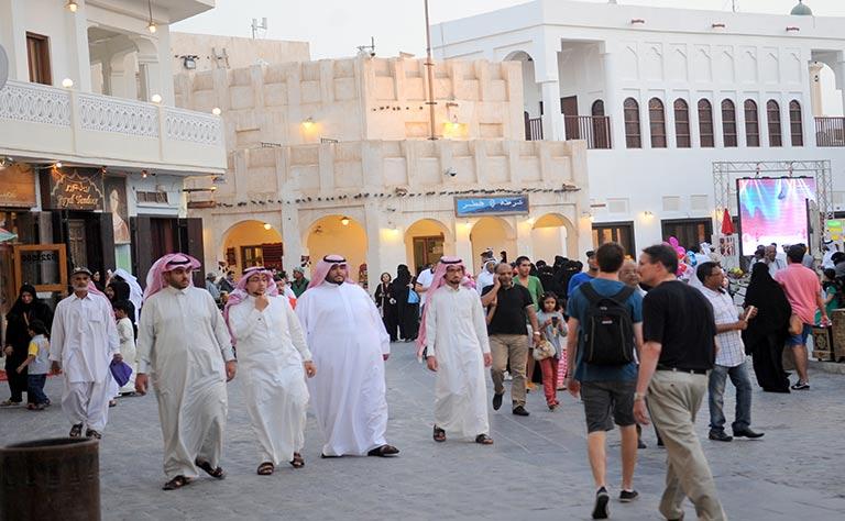 قطر تستهدف جذب 5.6 مليون سائح سنويا بحلول عام 2023