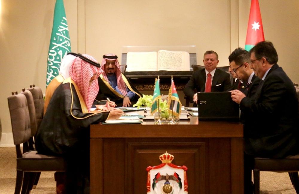صندوق استثمار بين السعودية والأردن برأسمال 3 مليارات دولار