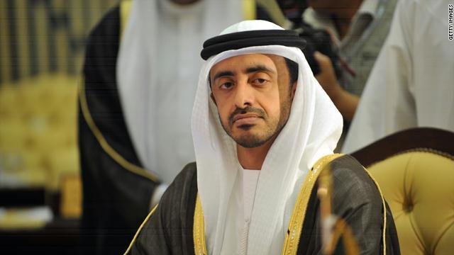 الإمارات تؤكد حرصها على أمن لبنان واستقراره