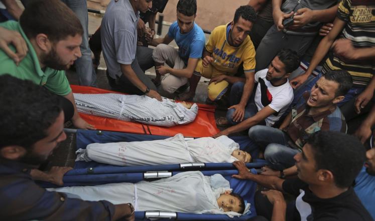 يونيسيف: إسرائيل قتلت 469 طفلا فلسطينيا