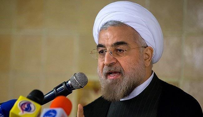 روحاني : العقوبات الأمريكية الجديدة تعمق انعدام الثقة