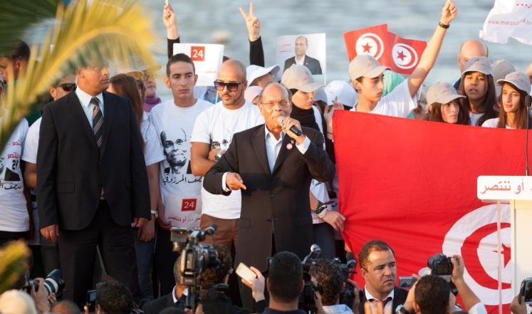 تونس: اختتام الحملات الرئاسية وبدء التصويت بالخارج