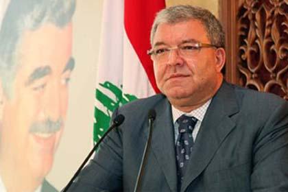 """وزير الداخلية اللبناني: لن نقبل بتحويلنا إلى """"صحوات عراقية"""""""