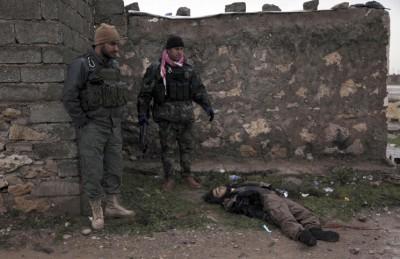 """مقتل 45 من داعش بينهم """"أبو محمد العدناني"""" في الأنبار"""