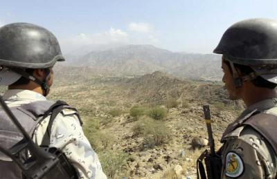 مصادر سعودية : رصد 600 تجمع عسكري حوثي على الشريط الحدودي مع اليمن