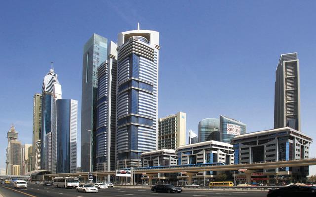 تراجع طفيف في العائد الاستثماري لعقارات دبي