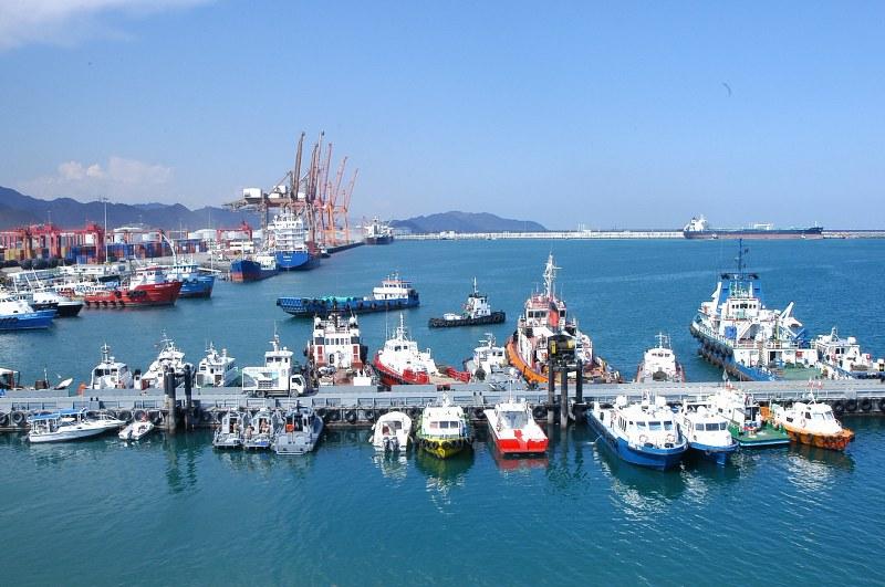 نمو عمليات ميناء الفجيرة 20% العام الجاري
