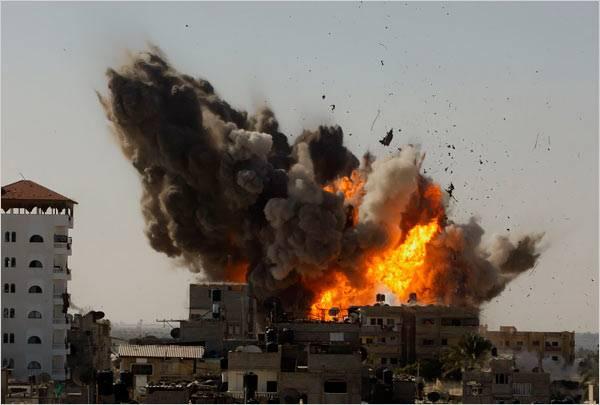 عباس: إسرائيل تشن حرب إبادة حقيقية في غزة