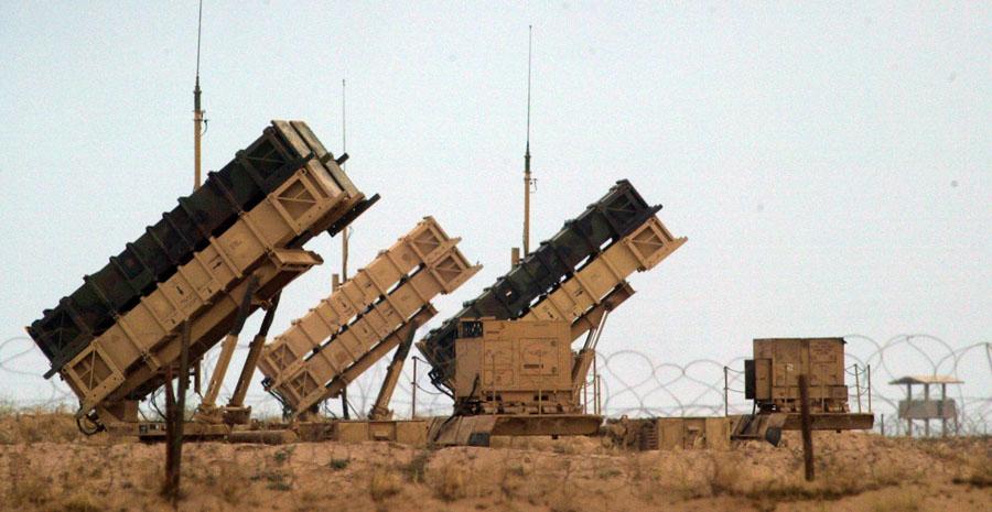"""""""رايثيون"""" تطور أنظمة """"باتريوت"""" الصاروخية في السعودية والكويت"""