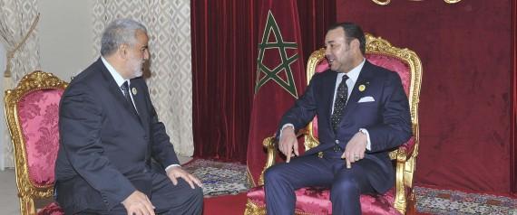 """بن كيران يدعو لإصلاح دستوري في المغرب """"يوضح الصلاحيات"""""""