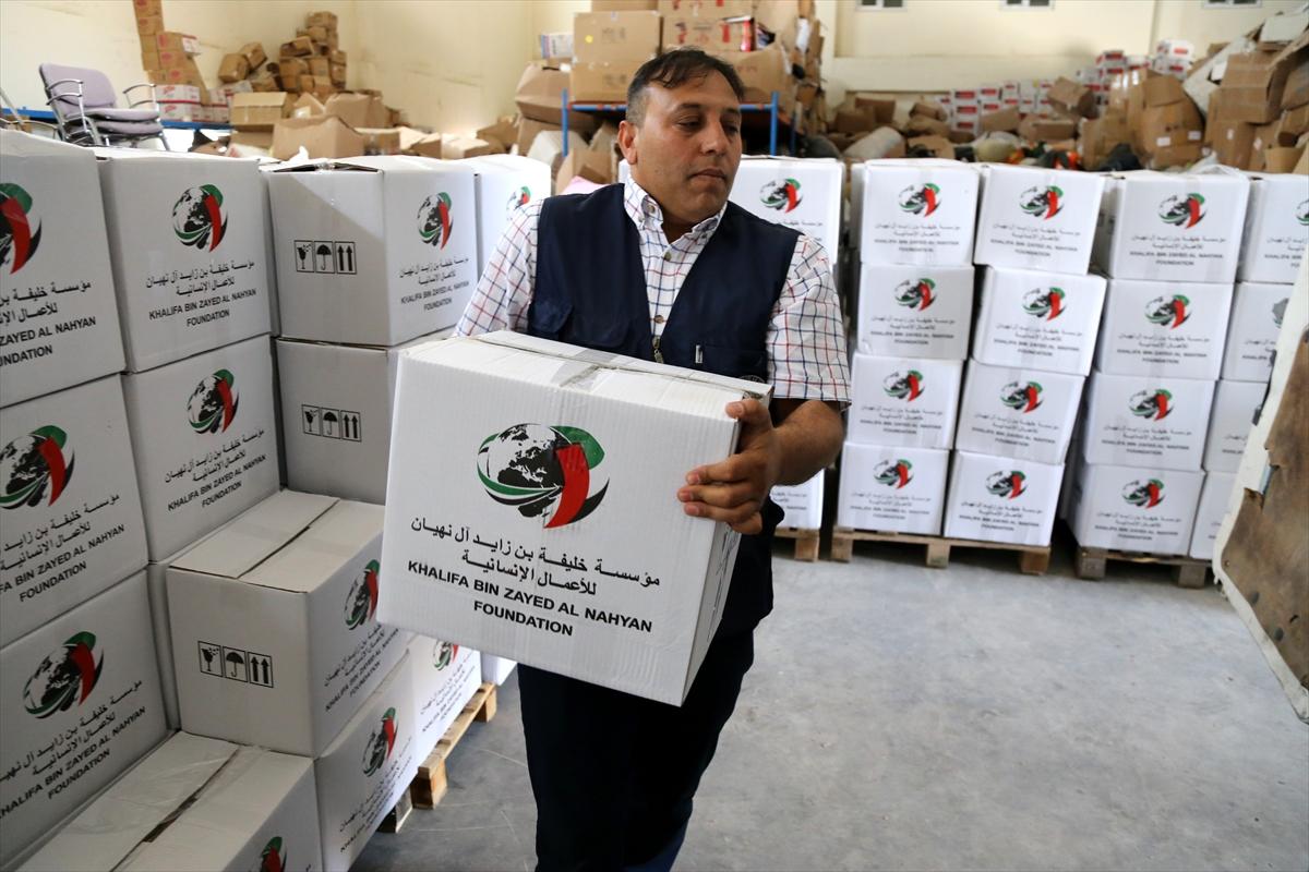 وقف وطني يرسل مساعدات للاجئين السوريين في تركيا