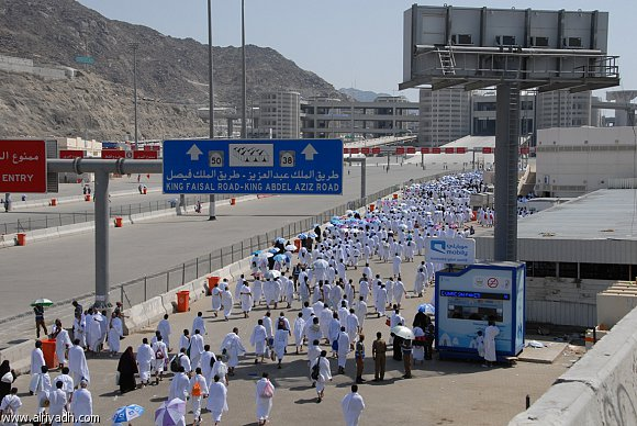 السعودية: محاكمات فورية لمخالفي أنظمة الحج على منافذ مكة