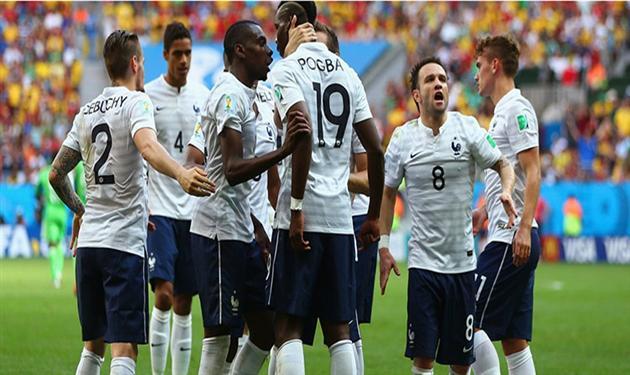 قمة أوربية خالصة بمونديال البرازيل بين ألمانيا وفرنسا اليوم