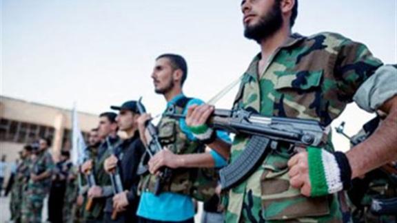 الولايات المتحدة تستعد لتدريب المعارضة السورية .. والأرجح في الأردن