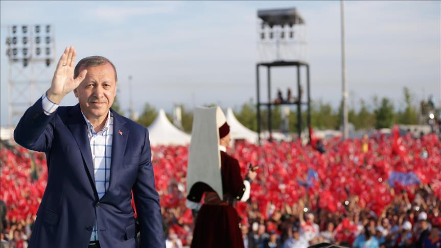 تركيا تحيي ذكرى القسطنطينية.. بحضور أردوغان وسلاح الجو