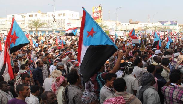 تظاهرات جنوب اليمن تدعو إلى الانفصال