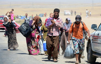 الأمم المتحدة: 1,8 مليون مهّجر عراقي منذ بداية العام