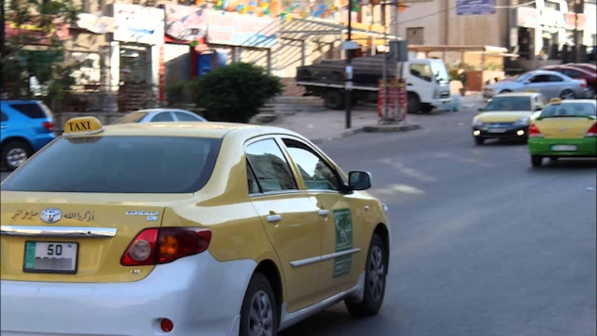 """فتاة في الأردن تصرخ """"داعش خطفوني"""" لأن سائق التكسي ملتحي"""